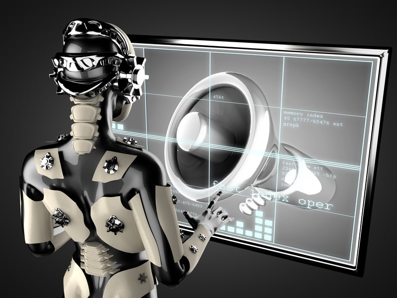 Where do robots start?